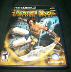 Prince of Persia: The Sands of Time Sony Playstation 2 COMPLETE