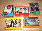 1977 Topps 5 SET STAR WARS CARDS SERIES 1-5 330 cards**