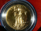 2009 Ultra High Relief Gold Double Eagle $20 US Mint Coin w/Box and COA
