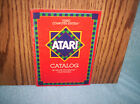 THE ATARI VIDEO COMPUTER SYSTEM  CATALOG   45 GAME