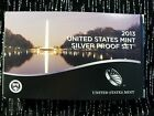2013 UNITED STATES SILVER PROOF SET 14 COINS WITH COA & MINT BOX