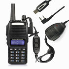 2014 Baofeng UV-82L 136-174/4​​00-520MHz Ham Two-way Radio + Cable