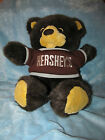 VTG 1987 Hershey's Tee Shirt Bear Heartline Mars Stuffed Plush 15