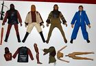 Mego Planet of the Apes LOT Astronaut Soldier Ape Zaius Galen +1970s Great Lot