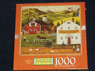 MOVING DAY IN AMISH COUNTRY 1000 PIECE JIGSAW PUZZLE BY C. WYSOCKI COMPLETE*