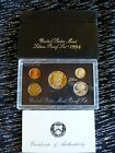 1994 UNITED STATES MINT SILVER PROOF SET