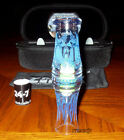 ZINK CALLS COD CALL OF DEATH GOOSE CALL+CASE+DVD+REEDS ULTRA BRIGHT BLUE NEW!