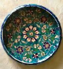 Antique Late 19th Century Central Persia Hand Painted Decorative 8