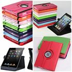 360 Rotating PU Leather Case Cover For Apple IPad Air 1st Gen IPad Mini 1 2 3