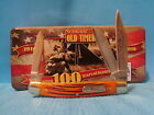 Schrade Old Timer pocket knife 100th Anniversary Boy Scout America Stockman BSA