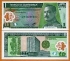 Guatemala, 1 Quetzal, 2012, POLYMER, P-New-redesigned, UNC