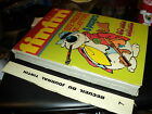 RARE ALBUM COMPLET TINTIN N7 regroupant 10 revues 572 PAGES 1974