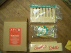 The Gift Collection   FARMER'S MARKET CORN STAND   AVON  Vintage Collectible
