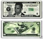 US PRESIDENT BARACK HUSSEIN OBAMA ZERO $$ DOLLAR 0 BILL NOVELTY NOTE BILLET NEW