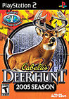 Cabela's Deer Hunt: 2005 Season  (Sony PlayStation 2, 2004) Ps2 - Disc Only