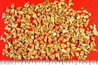 Genuine 5x Solid High Purity Scottish Natural Gold Bullion Nuggets Flakes