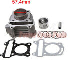 CHINESE GY6 150 150CC SCOOTER GO KART BUGGY TOP END CYLINDER PISTON REBUILD KIT