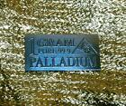 ACB PALLADIUM 1 GRAM BAR SOLID 99.9 PURE Pd BULLION MINTED  / RARE