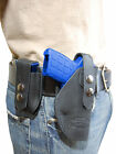 NEW Barsony Black Leather Holster + Mag Pouch Ruger Kimber Small 380 UltraComp