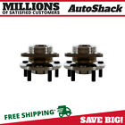2 New Premium Front Wheel Hub Bearing Assembly Set For Left and Right Pair