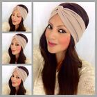 Turban Headband In Nude Fashion Headband Head Wrap Workout Headband