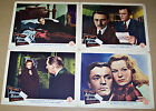 ADDRESS UNKNOWN (1944) PAUL LUKAS WWII NAZI * LOT OF 4 ORIGINAL LOBBY CARDS