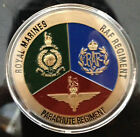 US Special Forces-Support Group 24K .999 Fine Gold 1 oz Clad bullion Coin - RARE