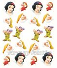 Snow White Seven Dwarfs Model 01 Disney Water Transfer Nail Sticker Decal