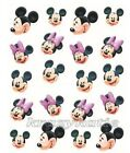 Mickey Minnie Mouse #01 Disney Cartoon Water Transfer Nail Art Decal Sticker