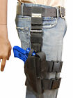 NEW Barsony Tactical Leg Holster w Mag Pouch for Springfield Full Size 9mm 40 45