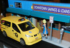 NYC New York City Taxi Cab Nissan NV200 1:64 Scale Diecast Mint in Box