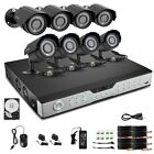 Zmodo™ 16 CH Network DVR 8 Outdoor Indoor Security Camera System 1TB Hard Drive