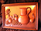 Vintage Coppercraft Guild Copper Picture Plaque large 16