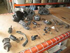 Yamaha 1988 DT50 Crankcases Stator Clutch Cover Shifter Pedal Etc Parts Lot