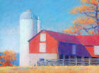 RED BARN - BILL JAMES