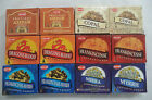 Hem TRADITIONAL RESIN Assorted lot Incense Cones 12  x 10 Cones, 120 Total!