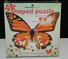 Butterfly Shaped Jigsaw Puzzle 500 Pieces Paper House Brand New 26 x 20