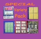 20 COUPON SLEEVES ORGANIZER HOLDER PAGES SET GREAT DEAL Best deal ever made