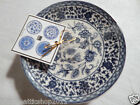 NEw Bundled Fifth 222 Blue Dynasty Asian Imari Patterned Appetizer plate set
