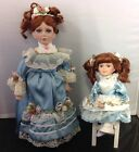 HERITAGE SIGNATURE COLLECTION PORCELAIN DOLLS
