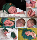 REBORN Presley Asleep REALBORN Baby Doll KIT Bountiful Baby SOLD OUT KIT