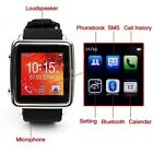 New Touch Screen Smart Watch Phone Bluetooth Call  SMS For iPhone Android