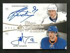 2011-12 SP Authentic SOTT Sign of the Times Dual Autograph STAMKOS