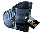 TAGUA LEATHER REINFORCED MOUTH RH ITP IWB CCW CLIP IN INSIDE PANTS HOLSTER