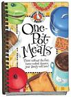 Gooseberry Patch:  One-Pot Meals    Hardcover and Spiral Bound