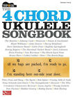4-Chord Ukulele Songbook Uke Strum & Sing Vocal Songs Lyrics Chords Hal Leonard