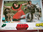 BOLLYWOOD LOBBY CARD MOVIE MARD AMITABH BACHCHAN AMRITA SINGH