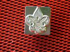 RARE DISCONTINUED CRAFTOOL LEATHER STAMP BOY SCOUT UNIVERSAL SYMBOL