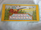 Rare - Very Old 1920s Duck Shooting Game by Parker Brothers - No. 447B -