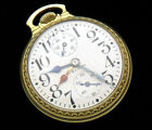 M88 Elgin B.W. RAYMOND 16s 21j Grade 391 Wind Up/Down Indicator Pocket Watch